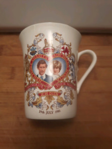 Princess Diana Teacup