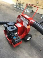 Insulation Vacuum Rental
