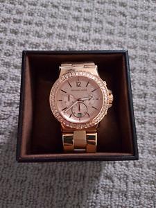Michael kors authentic retail watch
