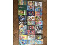 VHS video kids selection x 36