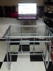 Computer  Glass Desk