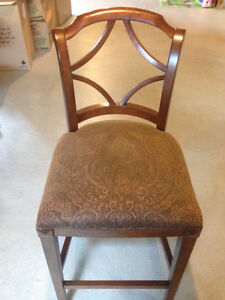 2 QUALITY Stools, Unused Island Height from Bombay Company