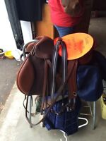 Horse tack in excellent condition