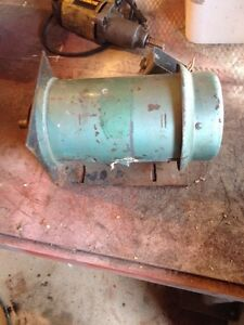 2 hp electric motor 230 v