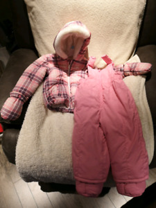 18-24 Month Snowsuit. Like new