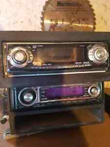 Couple of aftermarket stereos