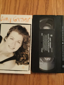 cassette VHS Amy Grant - Building the house of love à vendre