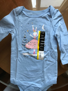 BRAND NEW Baby Girl's bodysuit with tags 18-24 months old