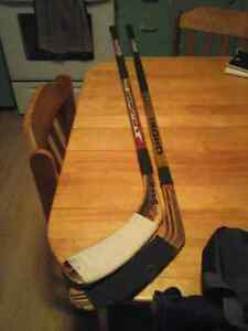 Stock d'hockey