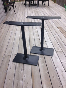 2 IKEA Table Leg Stands/Trestles