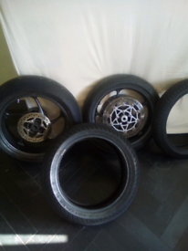 765 wheels