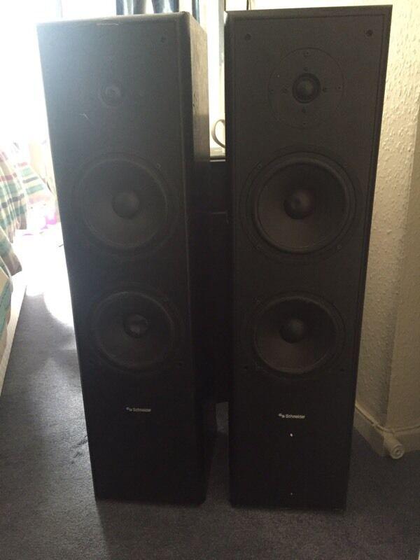 Floor standing speakers in albrighton west midlands for 12 inch floor standing speakers