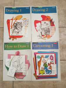 Instructional Drawing Books