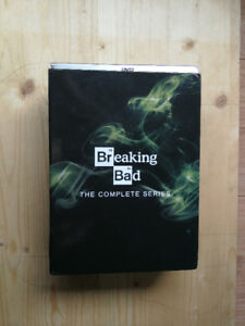 Breaking Bad Complete Series