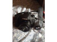 Canon EOS 7D + STM 50mm Lens