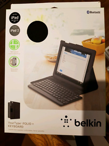 Belkin Bluetooth keypad for IPAD 2