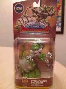 Skylander SuperChargers Best Buy Excl. Steel Plated Smash Hit
