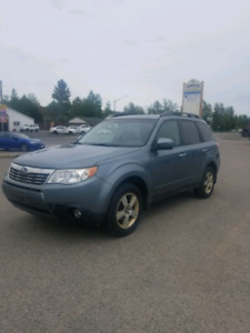 2009 SUBARU FORESTER ALL-WHEEL DRIVE ONLY $4900!!