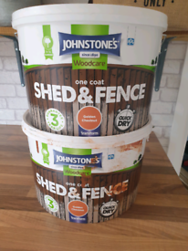 Johnstones Fence Paint