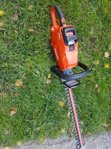 Lawncare and landscaping tools