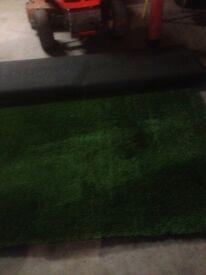 Artificial grass 2x 4.5 mtr