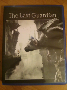 The Last Guardian - mint condition