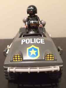 Playmobil 5801 & 7350 - Police forces spéciales