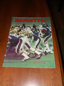 CFL CARDS -- CFL MAGAZINES & NFL CARDS Cornwall Ontario image 7