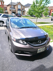 Honda civic 2013  for young people