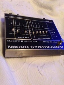 EHX micro synth