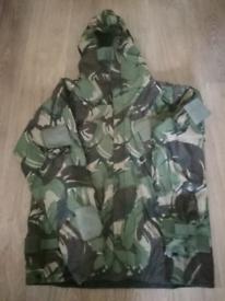 cabce30ab9fa0 1980s British Army Anti-Chemical Jacket