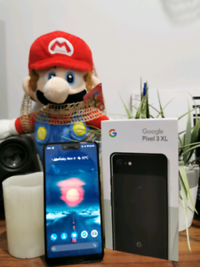 Great Condition Google Pixel 3 XL 128gbs Slightly Negotiable