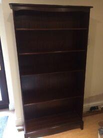 Stag Minstrel Bookcase