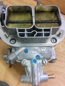 Weber 38 DGES carburetor
