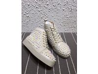 christian louboutin sneaker real Boost Original with Box No Yeezy