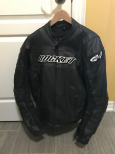 Motorcycle Gear and Accessories (Jacket, Rain Suit, Luggage)