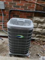 Heating and Cooling (HVAC) Repair,  Service and Maintenance