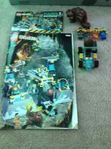 Lego System Rock Raoders HQ#4990n+ #4920 1999 (complete set) Cambridge Kitchener Area image 2