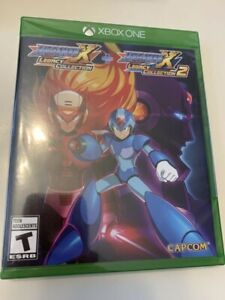 BRAND NEW Xbox One Megaman X Legacy Collection 1 + 2 XB1