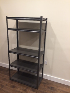 Mastercraft 5 Shelf Metal Unit