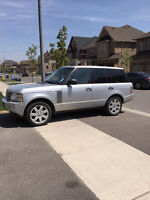 2007 Land Rover Range Rover HSE Full Size SUV Accident Free