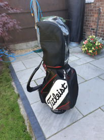 SOLD......Golf bag ,irons,driver