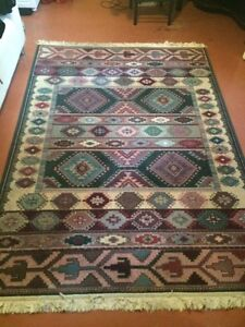One of a kind rug from Arizona