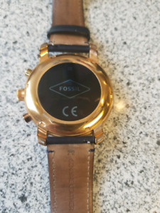 Mint condition fossil 3rd generation smartwatch