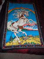 Unicorn Wall Tapestry For Sale