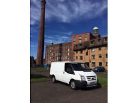 Ford transit/low mileage