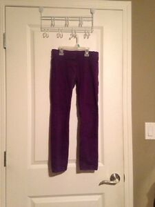 Purple Jeggings Regina Regina Area image 1
