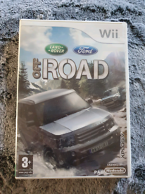 Wii Driving Game