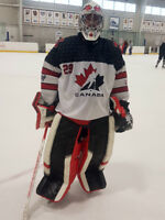 Experienced 40+ Goalie Looking For A Team