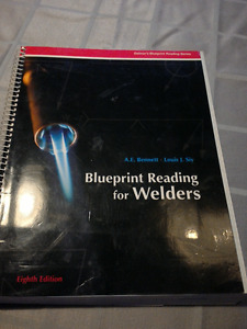 Blueprint Reading for Welders Textbook